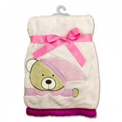 TEDDY BLANKET  DM129