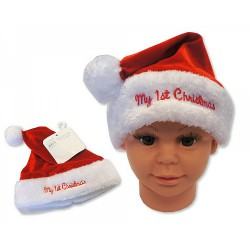 Baby Boys Christmas Hat -...