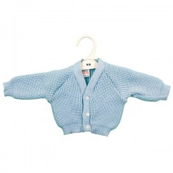 KNITTED BABY CARDIGAN - 501