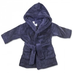 NAVY KIDS ROBES 2-6yrs