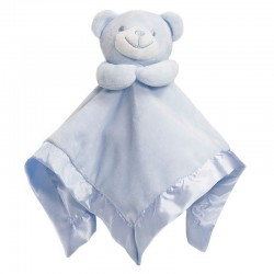 Teddy Comforter satin back...