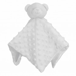 Bear Dimple Comforter satin...