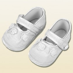 Girls Christening shoe